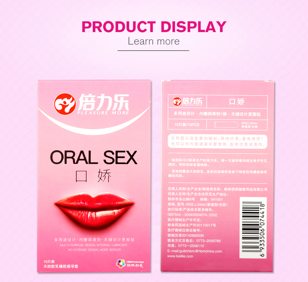 Free Shipping 10PCs Oral Sex Condoms Peach Taste Safe Sex Penis Intimate Sleeve Condom With Goods Tongue Sex Lick Dick Toys