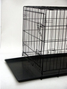 Custom Cheap Commercial European Style Metal Wire Dog Cat Kennel 48""