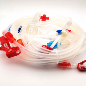 Disposable Hemodialysis Blood Line Set Dialysis Blood Tubing Line