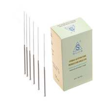 Sterile Acupuncture Needle without Tube